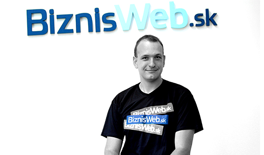 Peter Polakovič CEO BiznisWeb