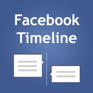 timeline, časová os na facebooku, timeline