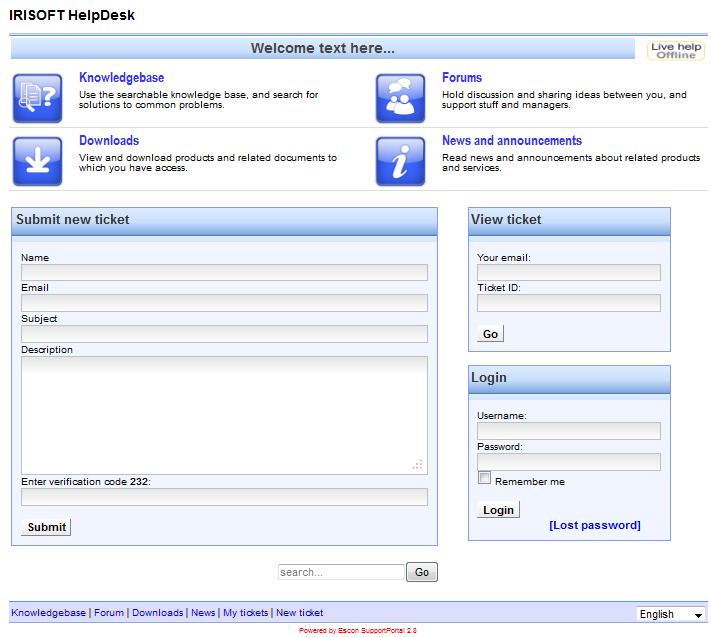 helpdesk, zákaznícka podpora, support system