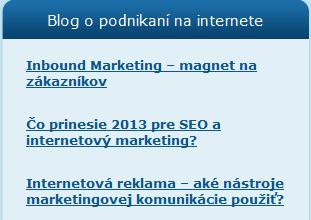rss z blogu, blog