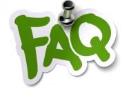 FAQ, časté otázky, význam faq na webe, faq a seo