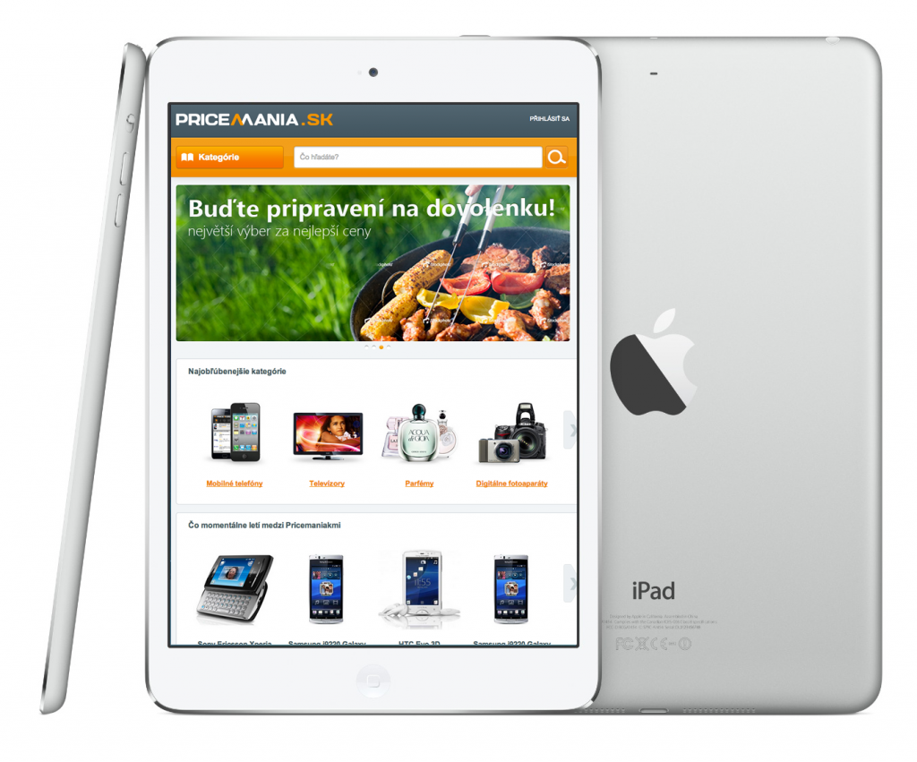 pricemania-ipad