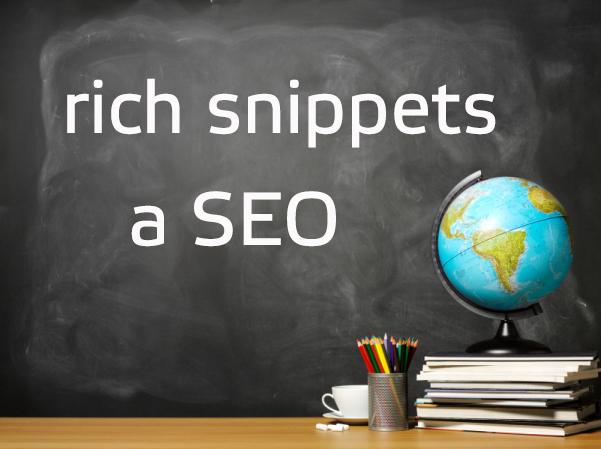Rich snippets a jejich význam pro SEO #richsnippets #seo