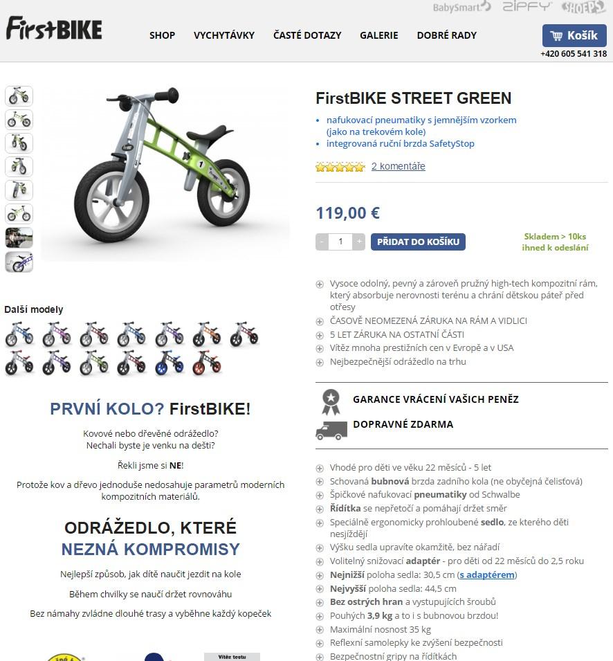 ako predať drahšie produkty