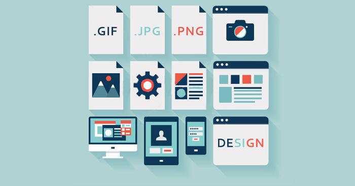 aký formát obrázkov vkladať na webstránky a e-shopy