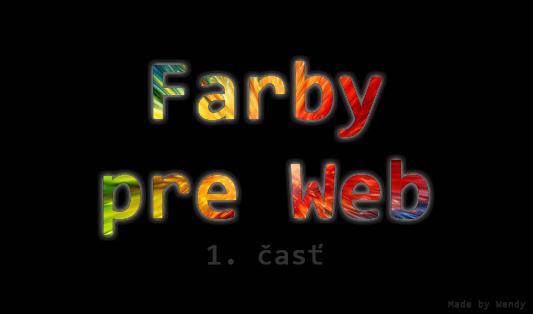 farby a webdizajn, aká farby vybrať pre webstránky a e-shop