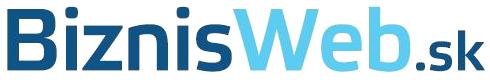 modré logo BiznisWeb.sk