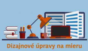 webdesign úpravy pre webstránky a e-shopy