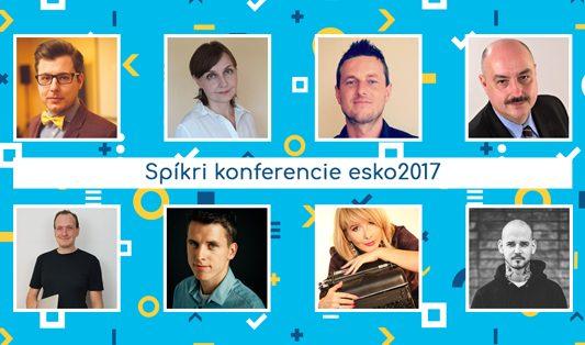 program a spíkri konferencie esko2017