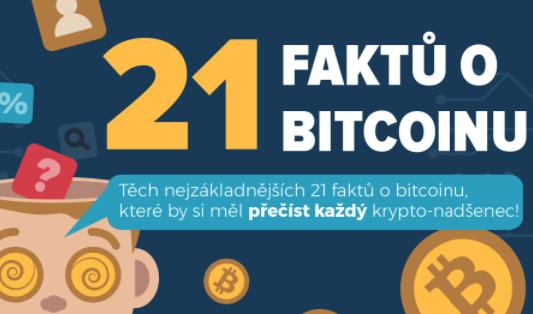 infografika o bitcoinoch