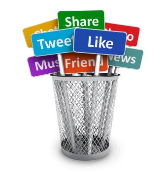tipy, čo publikovať na sociálnych sieťach