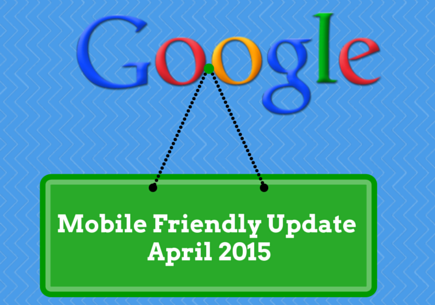 google mobile friendly update 2015