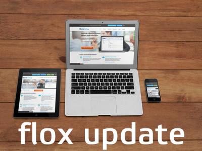 novinky v administrácii flox 2 a flox 3