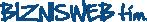 biznisweb - tvorba webstránky a e-shopu