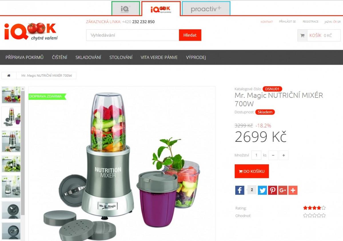 profesionálna produktová prezentácia , ako zvýšiť predaj v e-shope
