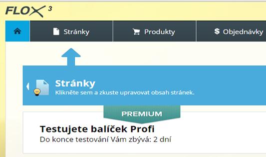 nové funkcie pre webstránky a e-shopy, nové balíčky služieb v biznisweb