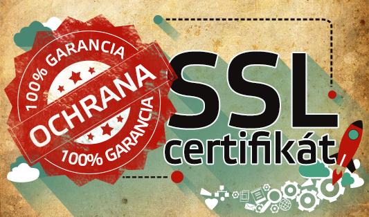 ssl certifikát zdarma