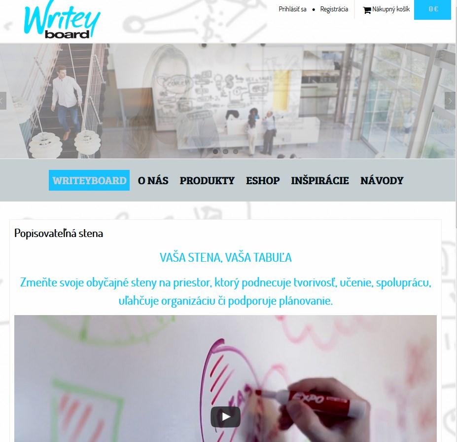 biela farba vo webdizajne