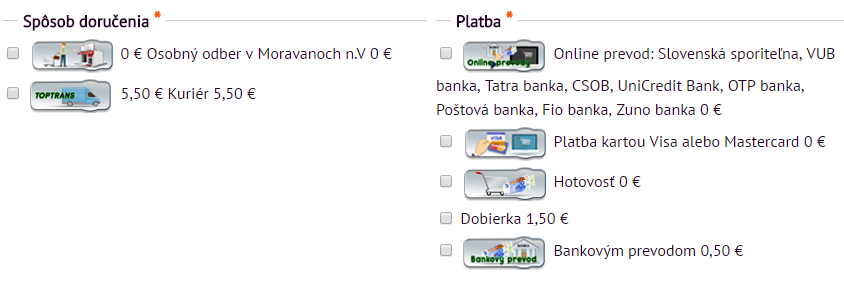 rýchly a pohodlný, presne taký je nákup v e-shope Skalničky.eu