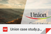 Union Case Study | Strossle.sk