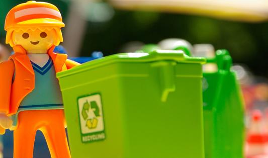 Zákon o odpadoch - povinnosti pre podnikateľov a majiteľov e-shopov a webstránok