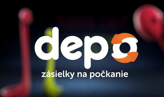 odberné miesta DEPO.sk, nová možnosť dopravy v e-shope