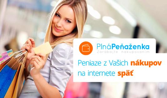 cashback - plnapenazenka.sk