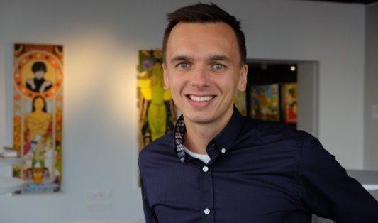 CEO Tipli.sk Michal Hardyn