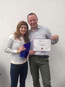Gabika a Ondrej Gazda z gabonga.sk vyhrali minulý rok v súťaži MastersGate