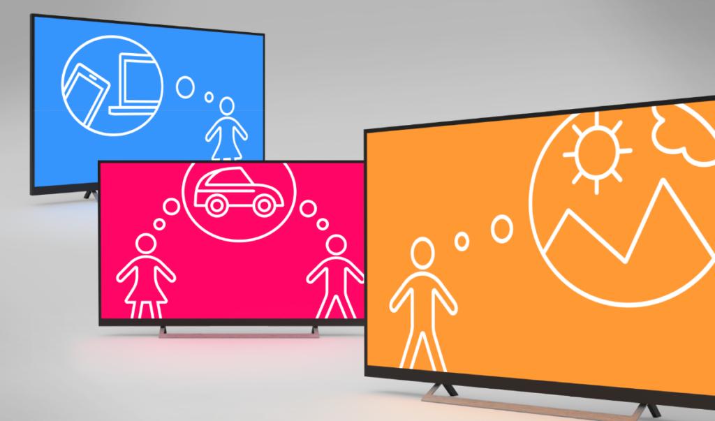 7 typov cielenia v HbbTV reklame