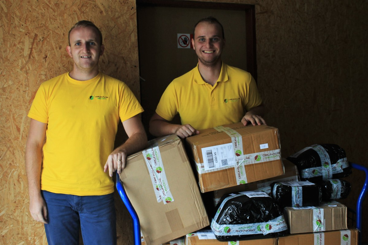 Michal a Andrej Bugeľovci z originalnehracky.sk