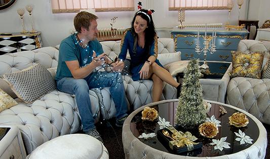 ako pripraviť svoj e-shop na vianočnú sezónu - tipy od Veroniky Filipin z Waterfall® faucet & furniture