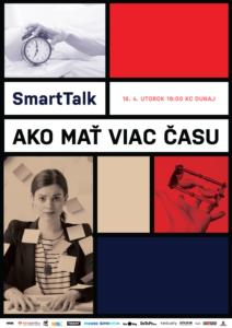 SmartTalk - Ako mať viac času