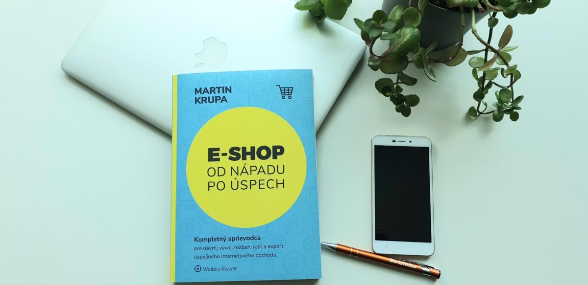 recenzia knihy E-shop od nápadu po úspech od originalnehracky.sk