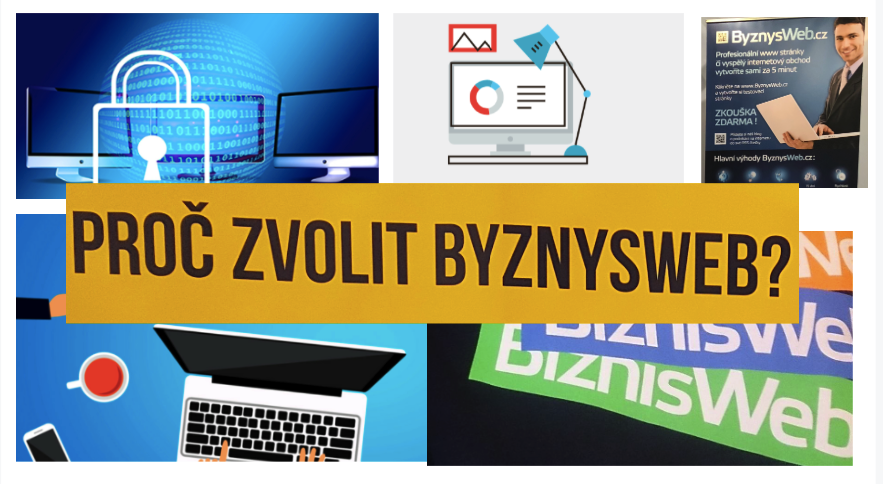 zjednotenie firemnej identity v BiznisWebe