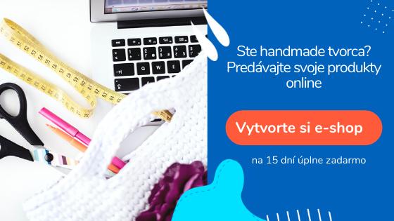 ako vytvoriť handmade e-shop
