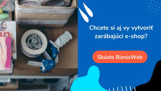 tvorba úspešného e-shopu BiznisWeb.sk